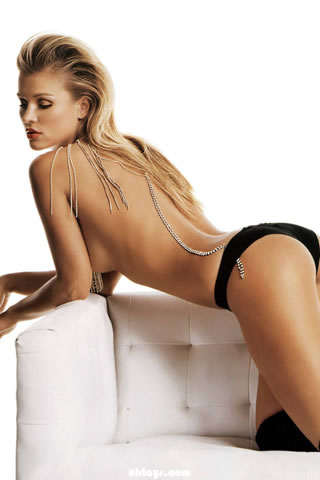 Joanna Krupa iPhone Wallpaper