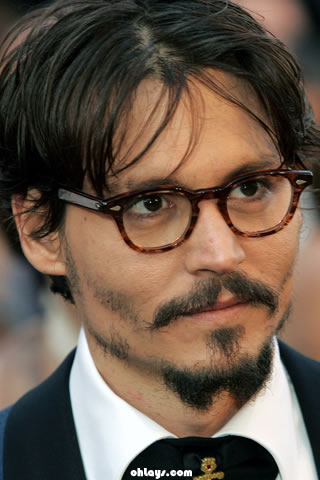 Johnny Depp iPhone Wallpaper