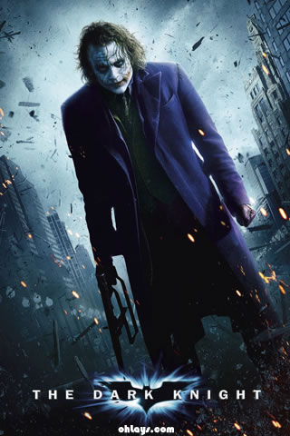 Joker iPhone Wallpaper
