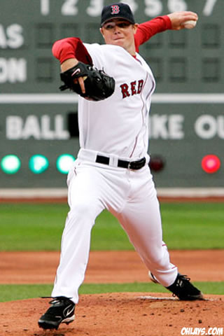 Jon Lester iPhone Wallpaper