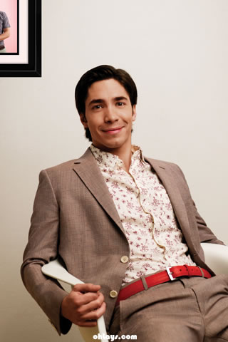 Justin Long iPhone Wallpaper