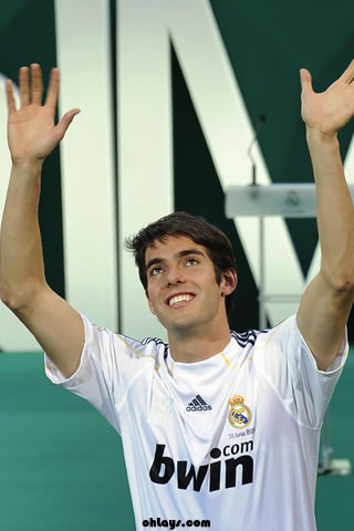 Kaka iPhone Wallpaper