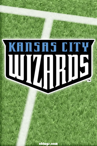 Kansas City Wizards iPhone Wallpaper