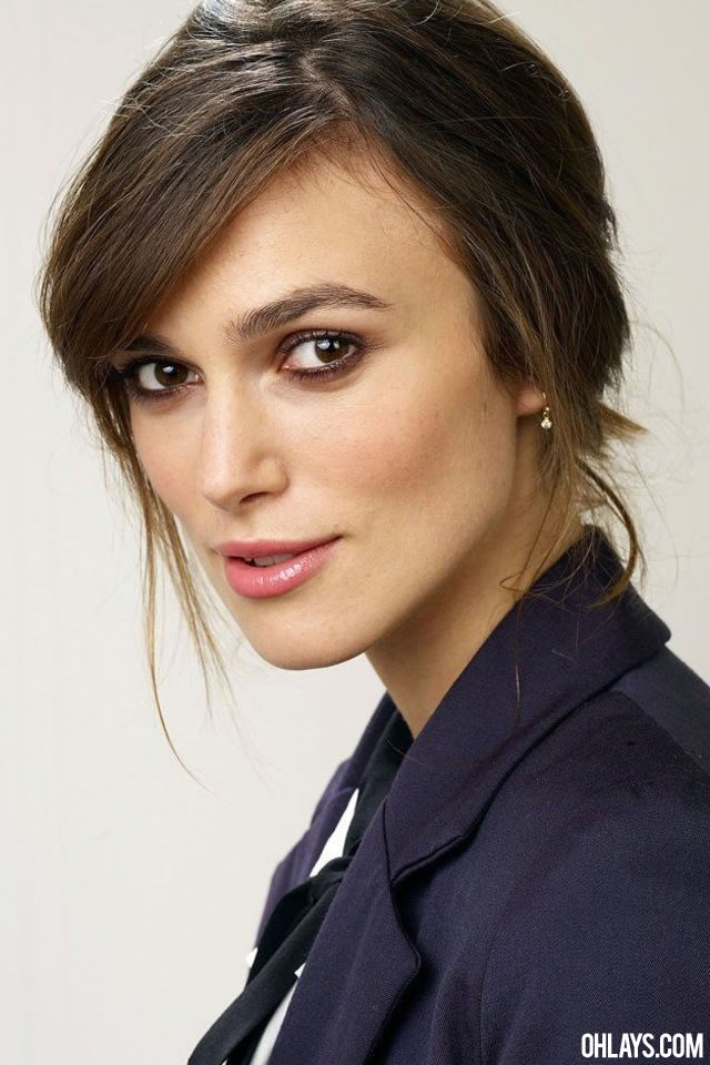 Keira Knightley iPhone Wallpaper