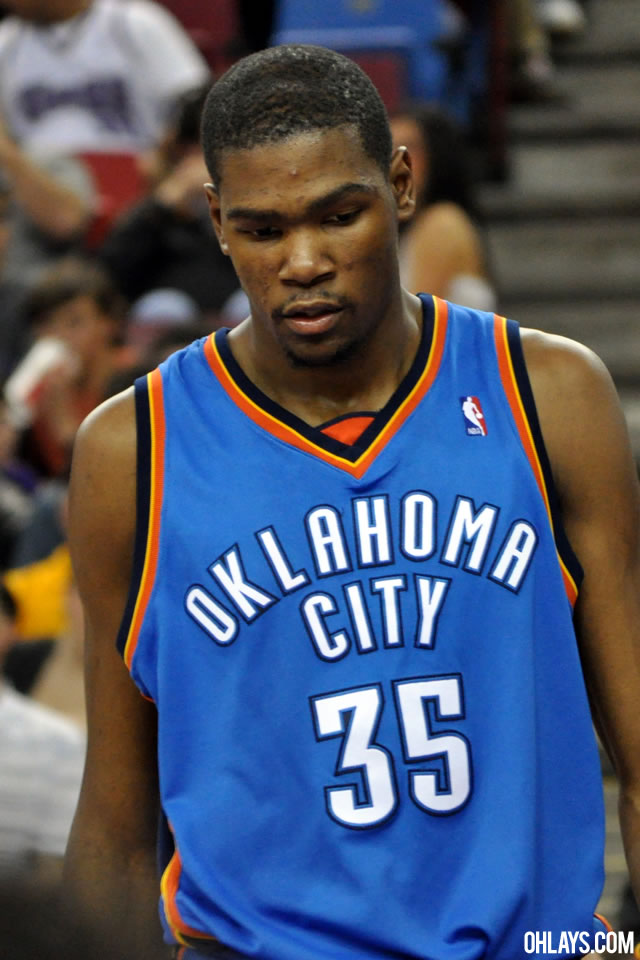 Kevin Durant iPhone Wallpaper
