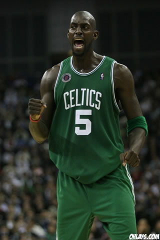 Kevin Garnett iPhone Wallpaper