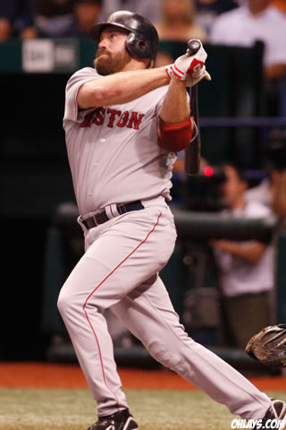 Kevin Youkilis iPhone Wallpaper