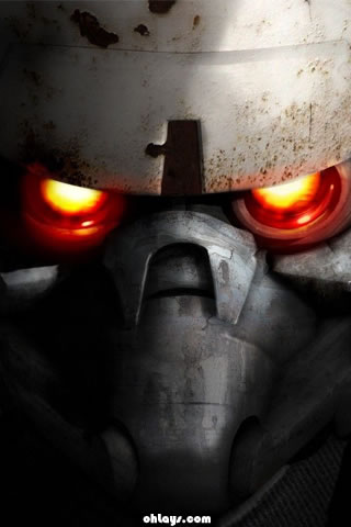 Killzone iPhone Wallpaper