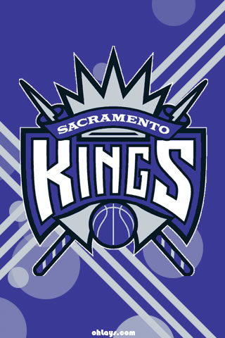 Sacramento Kings iPhone Wallpaper