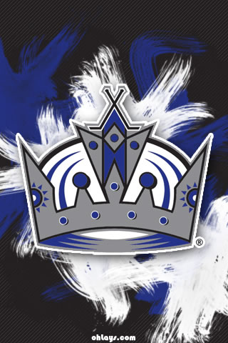 Los Angeles Kings iPhone Wallpaper