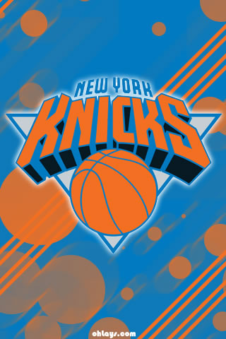 New York Knicks iPhone Wallpaper