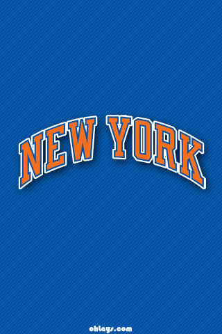 New York Knicks Iphone Wallpaper 1086 Ohlays