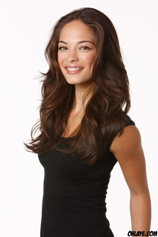 kristen kreuk wallpaper. Kristin Kreuk iPhone Wallpaper
