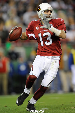 Kurt Warner iPhone Wallpaper