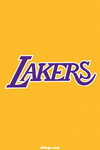 Lakers iPhone Wallpaper