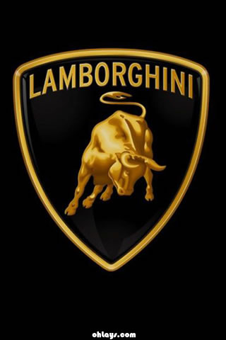 Lambourghini iPhone Wallpaper