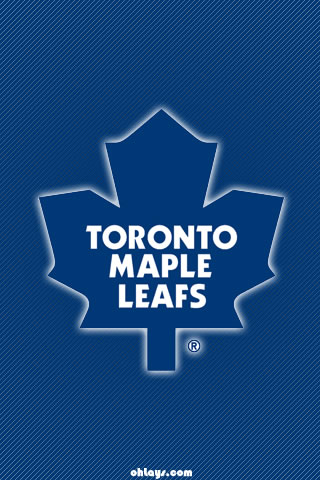 Toronto Maple Leafs iPhone Wallpaper