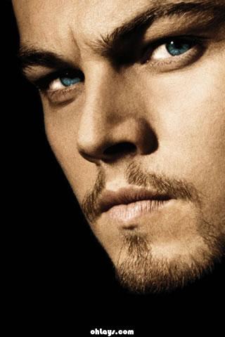 Leonardo DiCaprio iPhone Wallpaper