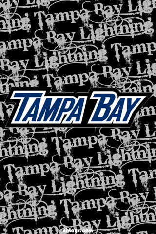 Tampa Bay Lightning iPhone Wallpaper