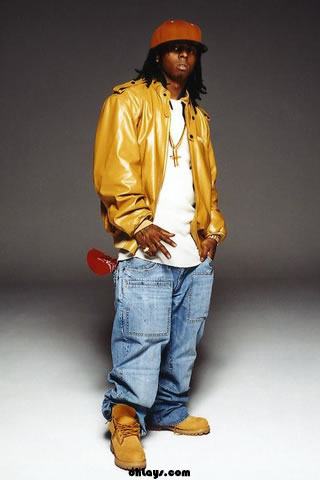 Lil Wayne iPhone Wallpaper