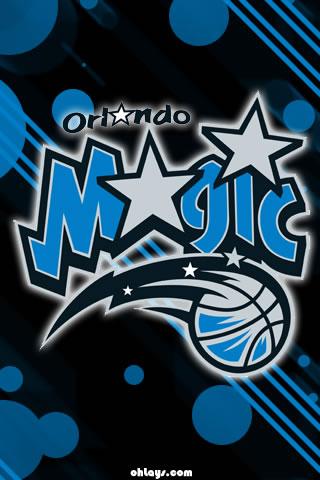Orlando Magic iPhone Wallpaper