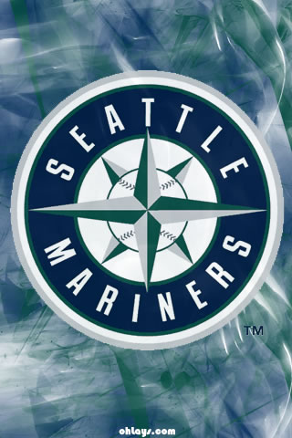 Seattle Mariners iPhone Wallpaper