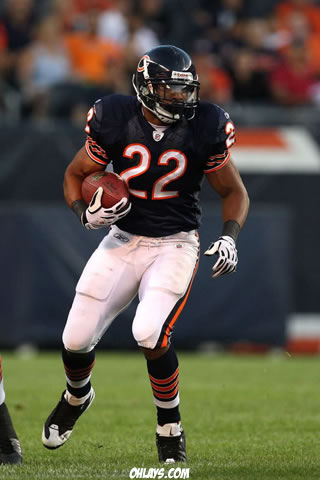 Matt Forte iPhone Wallpaper