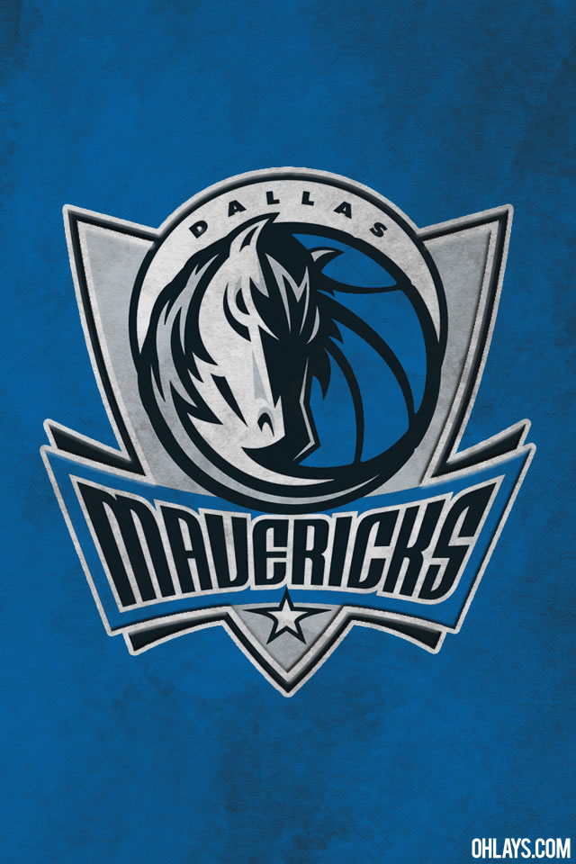 Dallas Mavericks iPhone Wallpaper