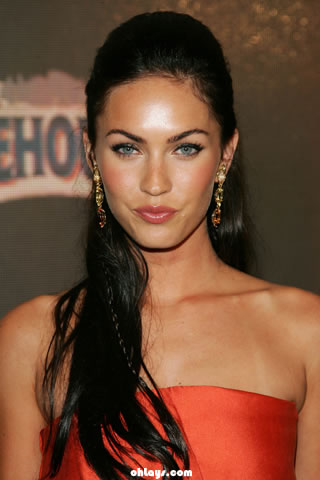 Megan Fox iPhone Wallpaper