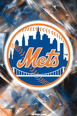 New York Mets iPhone Wallpaper