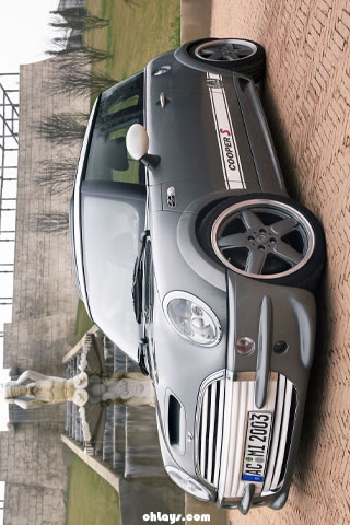 Mini Cooper iPhone Wallpaper