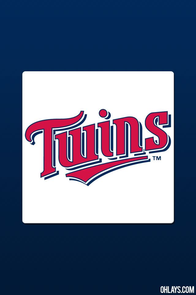 Minnesota Twins iPhone Wallpaper