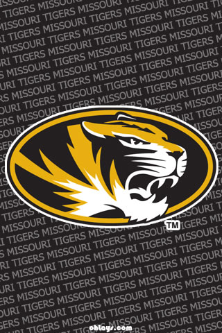 Missouri Tigers iPhone Wallpaper