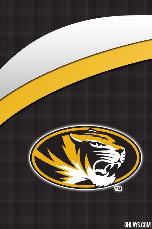 Missouri Tigers iPhone Wallpaper