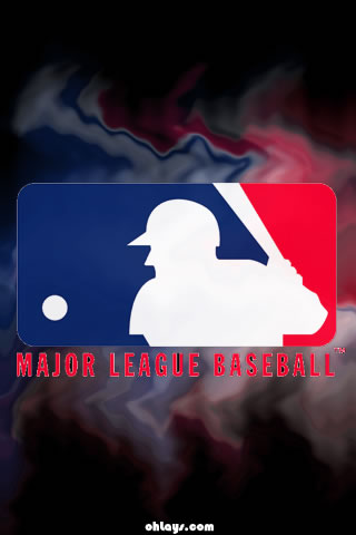 Major League Baseball iPhone Wallpaper
