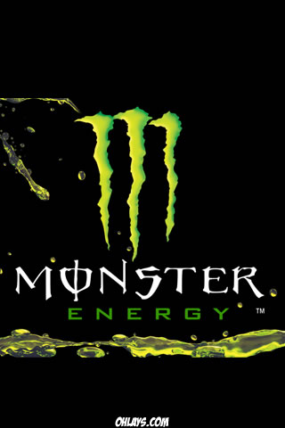 monster energy backgrounds for phones
