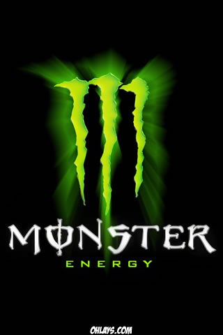 Monster Energy iPhone Wallpaper