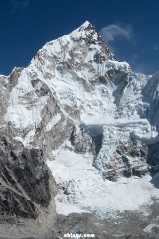 Mount Everest iPhone Wallpaper
