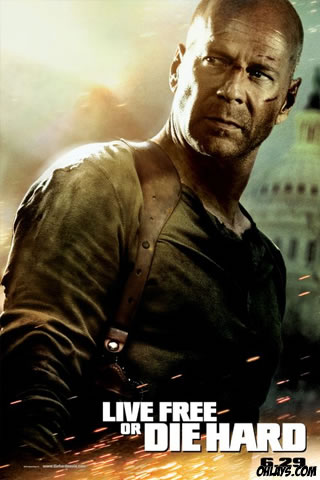 Die Hard iPhone Wallpaper