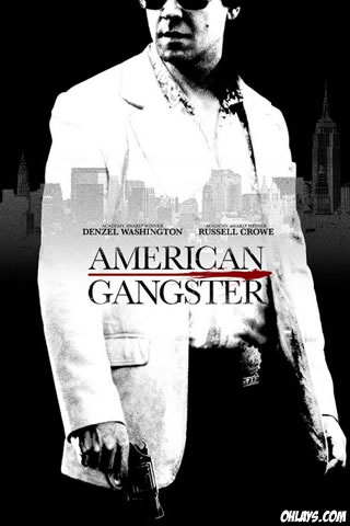 American Gangster iPhone Wallpaper