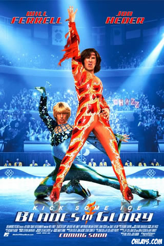 Blades of Glory iPhone Wallpaper