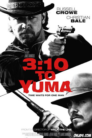 3:10 to Yuma iPhone Wallpaper