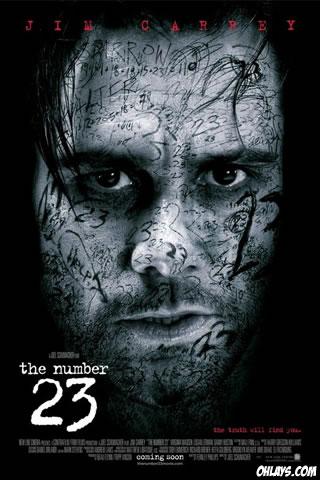 Number 23 iPhone Wallpaper