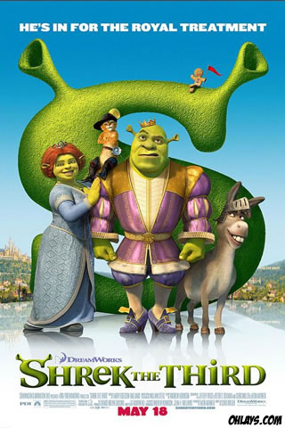 Shrek iPhone Wallpaper