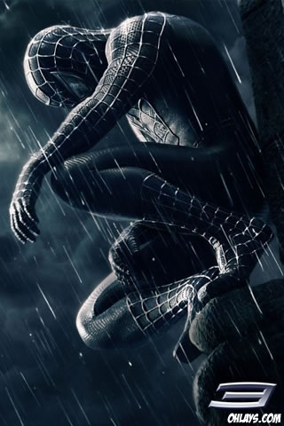 Spiderman iPhone Wallpaper