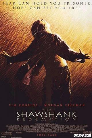 Shawshank Redemption iPhone Wallpaper