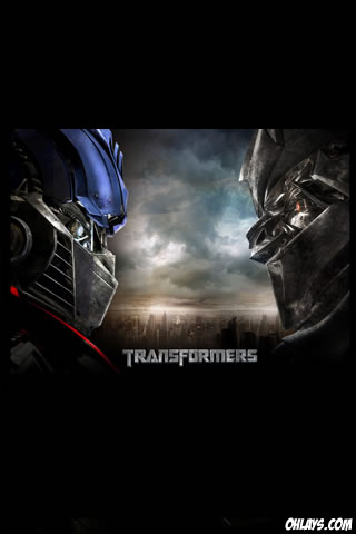 Transformers iPhone Wallpaper