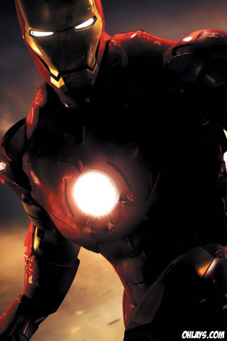 Ironman iPhone Wallpaper