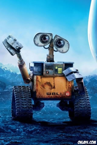 Wall-E iPhone Wallpaper