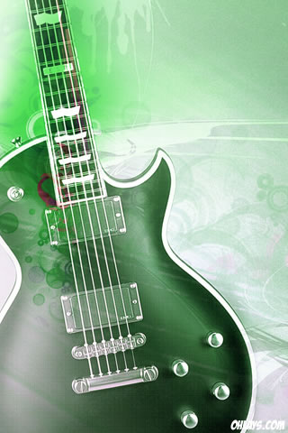 Guitar Iphone Wallpaper 2469 Ohlays